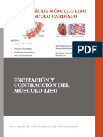 Musculo Liso y Cardiaco
