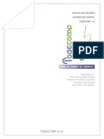 Manual de Usuario Todecomp