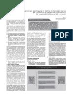 Delito de Falsear Datos en Los Libros y Registros Contables