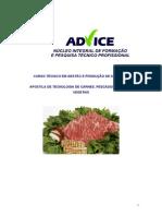 Tecnologia de Carnes, Pescados, Frutas e Verduras