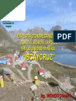 Taladros Largos - EXSA 2005 II