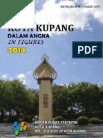 Kota Kupang Dalam Angka 2014