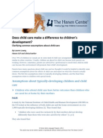 does-childcare-make-a-difference