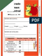 1er Grado - Bloque 5 (2014-2015)