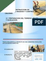 UNIDAD 3.CONTRUCCION DE PAVIMENTOS RIGIDOS Y CONTROL DE CALIDAD.
