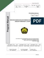 PROGRAM MANUAL BOILER Edit.doc