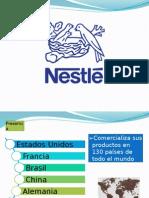 Direccion Estrategica de Nestle