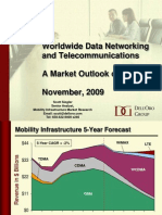 Dell'Oro Market Outlook on LTE