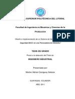 TESIS de GRADO Implementacion Sistema BASC
