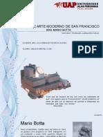 SFMoma - Arq Mario Botta - Posmodernismo - 08-06-2015 Waldor Arevalo Lobo