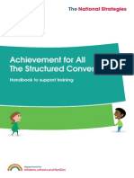23.3 Structured Conversation Handbook