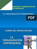 Administración y Organizacion