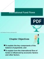 International Fund Flows