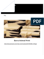 Barra Animal Print
