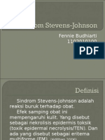 Sindrom Stevens-Johnsons
