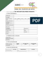 ColorenlasArtes2015 Inscripción Ponente.doc