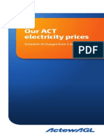 ActewAGL-Electricity-Prices