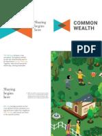 CommonWealth Brochure Website