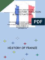 French Language Level 1