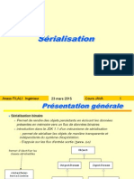Cours Serialisation