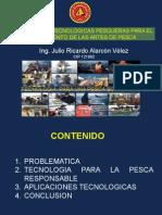 Conferencia-mejoramiento de Las Artes de Pesca