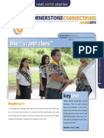 2nd Quarter 2015 Lesson 12 CornerstoneConnections
