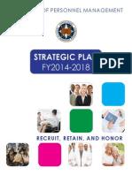 2014 2018 Strategic Plan
