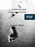 Footsteps on Sand - Tanka collection
