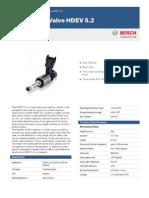 HP Injection Valve HDEV 52 Datasheet 51 en 2776067211pdf