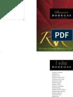 Dossier Bodegas RVR Ruta del Vino de Ronda 2015
