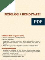 Curs Hemostaza -fizio an1 sem2