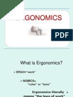 Ergonomics 4