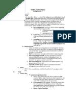 Civil Procedure Spring 09 Outline Mine