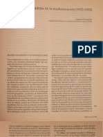 FERMANDOIS, JOAQUIN Las paradojas de la modernización