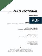 Addisson-Wesley - Calculo Vectorial - Marsden - Tromba 3ed