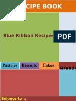 Blue Ribbon Recipes