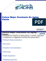 Future Major Overhauls on Aging Plants