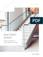 Easy Glass Brochure