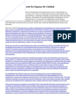 Busco Alojamiento web En Espana De Calidad