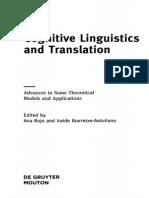 Cognitive linguistics and translation