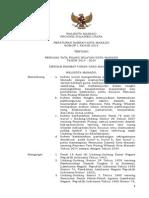 Perda Rtrw Kota Manado 2014-2034