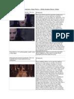 Katy Perry - Wide Awake Analysis
