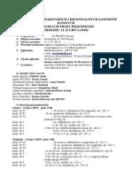 propozycje 2015 Orzesze