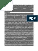 Proiect de Finantare a Unei Centrale de Cogenerare Pe Baza Mecanismelor Flexibile Elaborate Prin Protocolul de La Kyoto - Proiect de Diploma