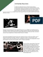 Como Assistir UFC 114 On-line Para Livre