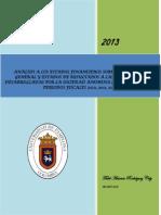 Analisis Financiero Ingecol s.a.