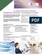 ITIL Leaflet English