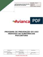 PR-GH-001-02 - Alcool e Drogas