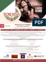 Cena Al Museo Della Ceramica 21 Giugno 2015