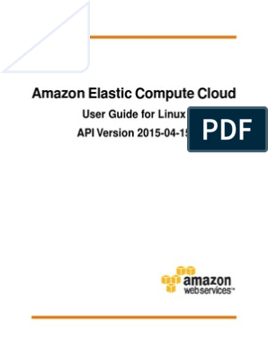 Amazon Cloud Services - EC2 - Virtual Private Servers | Ip